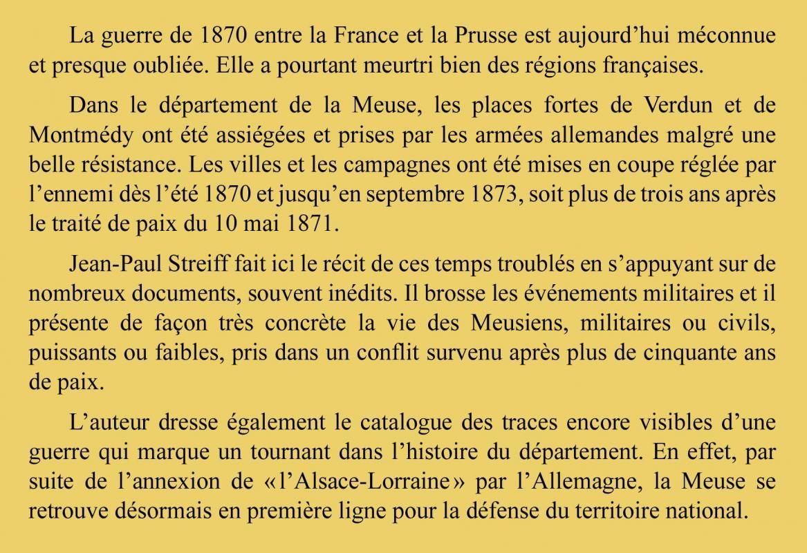 Guerre 1870 4e 100pc
